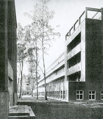 Universit tsklinikum im krankenhaus dresden johannstadt for Architektur 1929