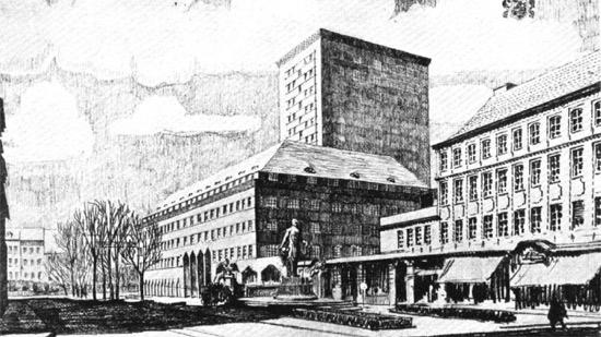 Architekt Baurat Oskar Pusch Dresden