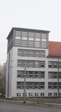 knabenberufsschule in johannstadt architektur des 20 jahrhunderts in dresden paul wolf. Black Bedroom Furniture Sets. Home Design Ideas