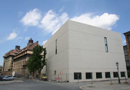 Aufregendes neue dresdner architektur im ersten jahrzehnt des 21 jahrhundert - Architektur kubus ...