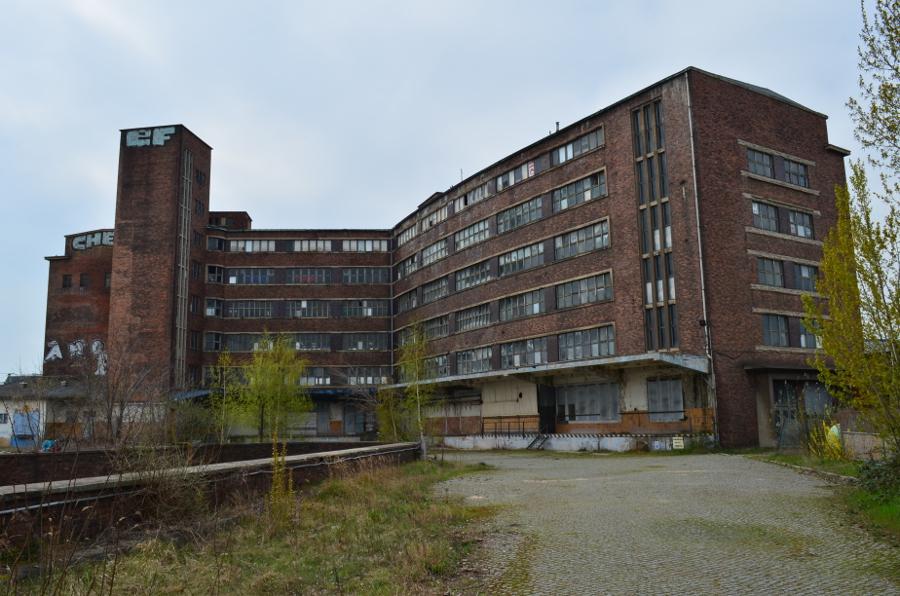 fabrik der konsumgenossenschaft vorw rts in dresden von kurt b rbig 1927 30 architektur. Black Bedroom Furniture Sets. Home Design Ideas
