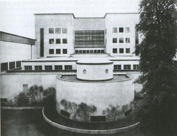 deutsches hygiene museum dresden von wilhelm kreis 1927- 1930, Innenarchitektur ideen