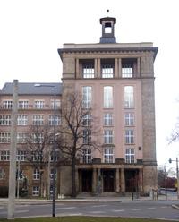 fachschule f r technik in dresden strehlen 1955 architektur des 20 jahrhunderts in germany. Black Bedroom Furniture Sets. Home Design Ideas