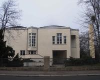 gemeindehaus der mormonen in dresden 1988 postmoderne architektur des 20 jahrhunderts in der ddr. Black Bedroom Furniture Sets. Home Design Ideas