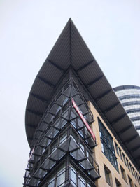 world trade center in dresden architektur des 20 jahrhunderts. Black Bedroom Furniture Sets. Home Design Ideas