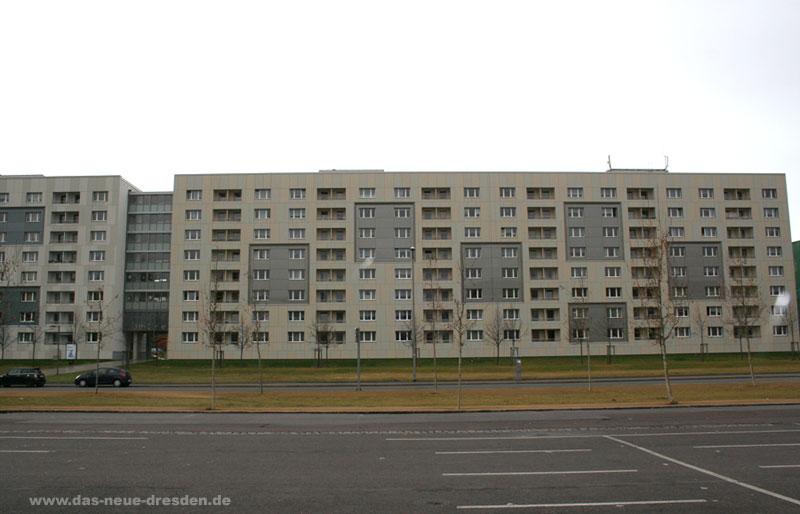 Dresden plattenbauten und postmoderne in der ddr 60er - Postmoderne architektur ...