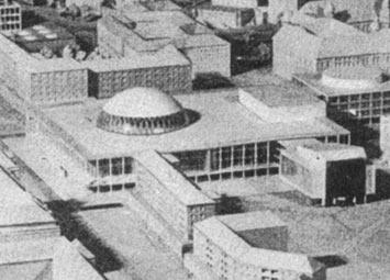 Kulturpalast Dresden Architekturdenkmal Der Nachkriegsmoderne